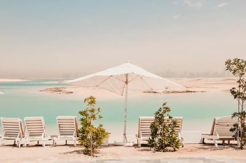 Dubai Aktivitäten Ausflüge Lebanon Island