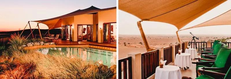 Dubai Hotels: Dubai schönste Hotels Al Maha Resort