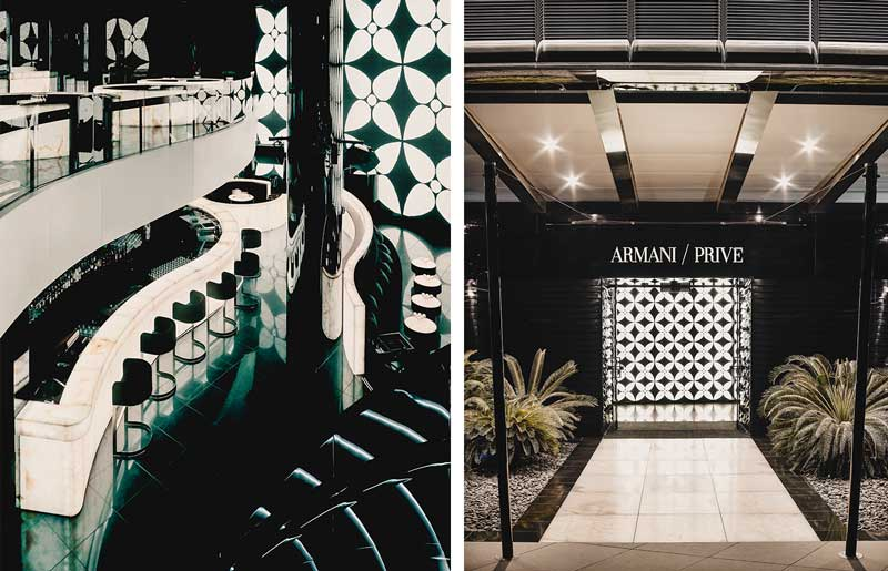Dubai Hotels: Dubai schönste Hotels Armani Hotel Burj Khalifa