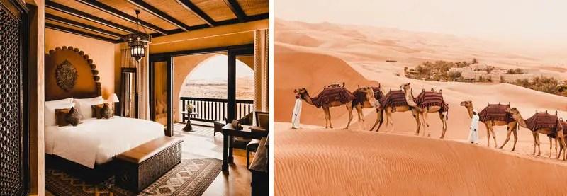 Dubai schönste Hotels Qasr al sarab Abu Dhabi – Dubai Hotels