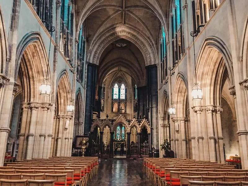 Christ Church Cathedral Dublin Sehenswürdigkeiten