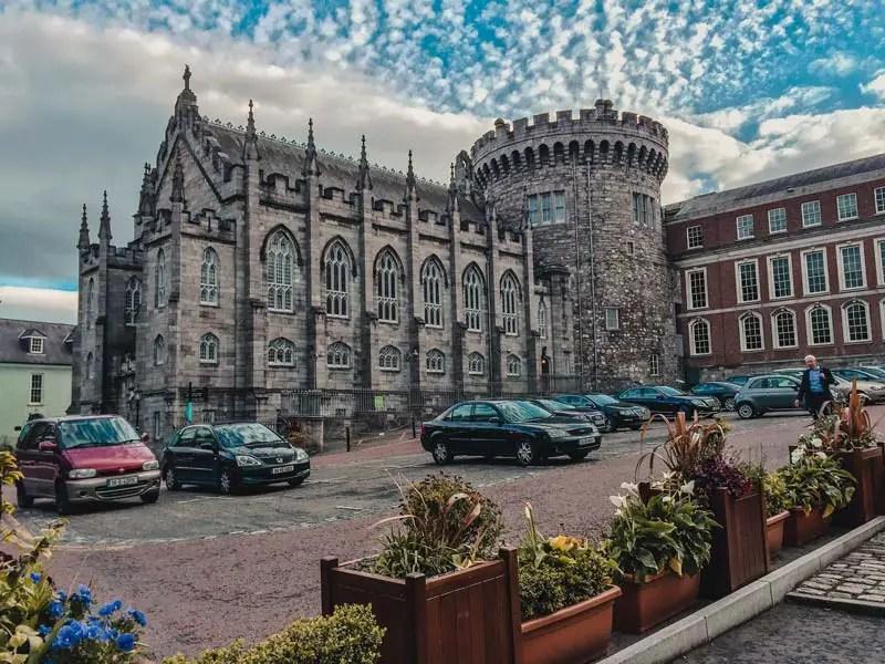 Castle Dublin Sehenswürdigkeiten