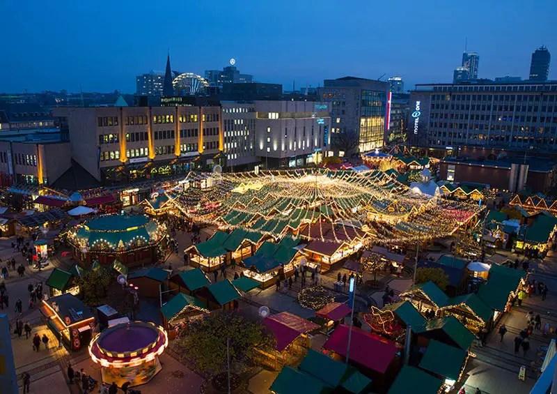 Bester Weihnachtsmarkt In Deutschland.Die 7 Schönsten Weihnachtsmärkte In Deutschland