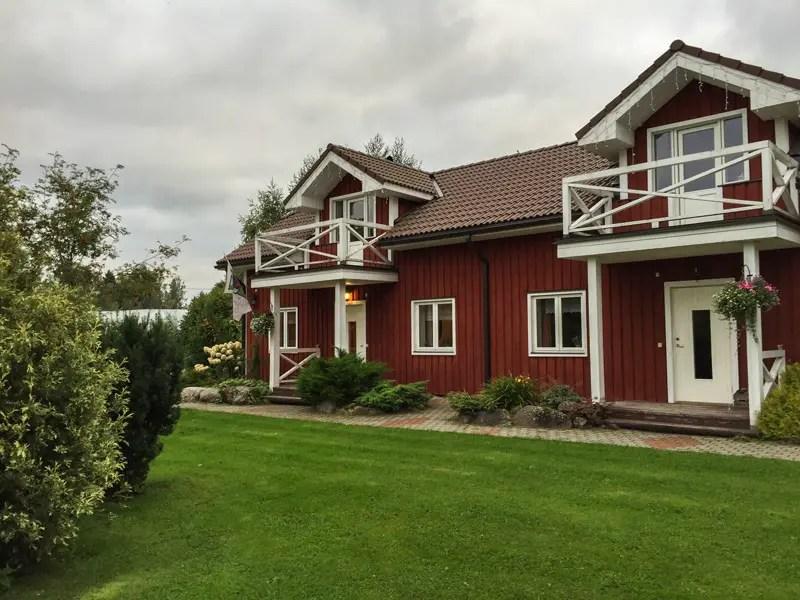 Estland FerienhausKlaara-Manni Soomaa Nationalpark