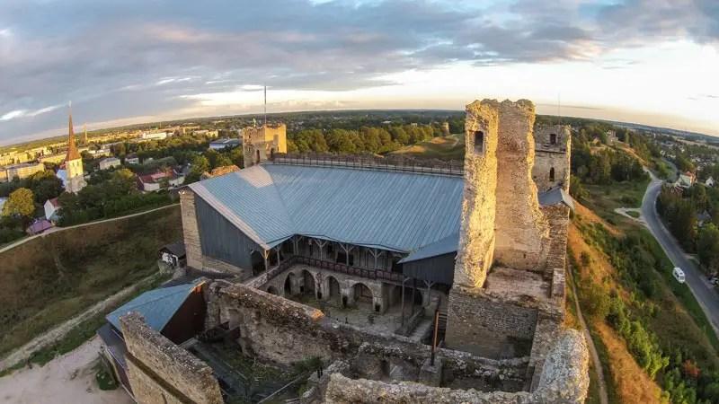 estland_rakvere-castle_DJI00844