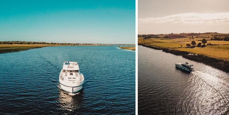 Hausboot Irland Shannon Le Boat