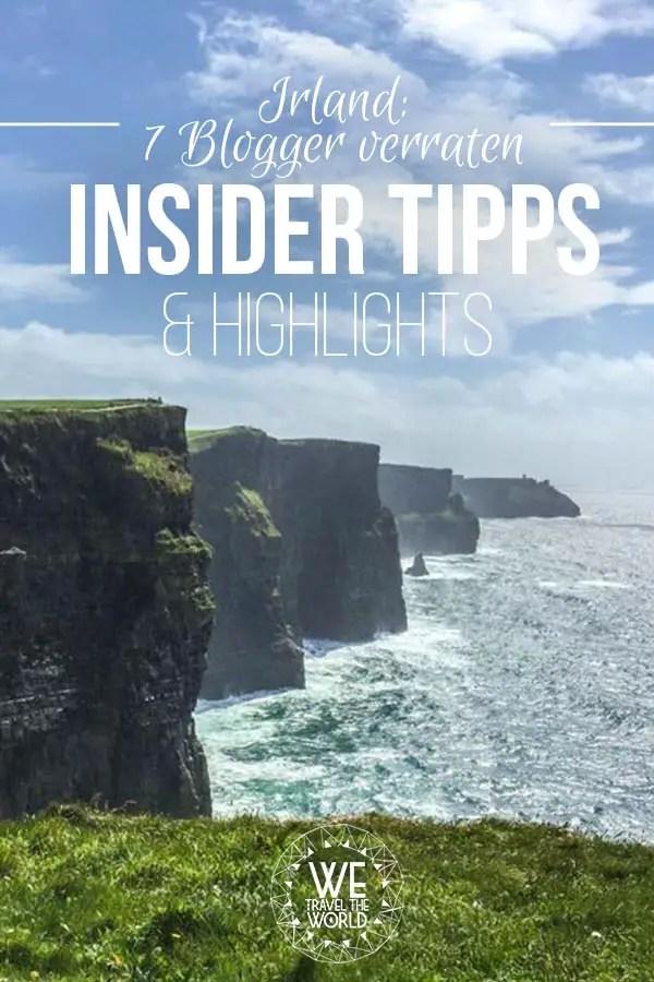 Irland Reise: Irland Tipps für deinen Roadtrip