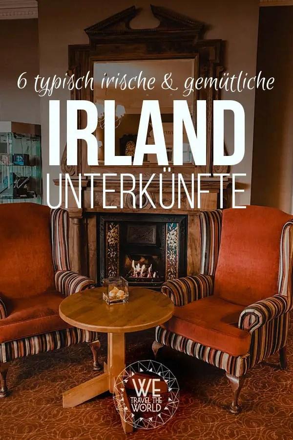 Die besten Irland Unterkünfte, Hotels und B&Bs in Irlands Südosten #reiseziele #reisetipps #reiseinspiration #irland #hotels