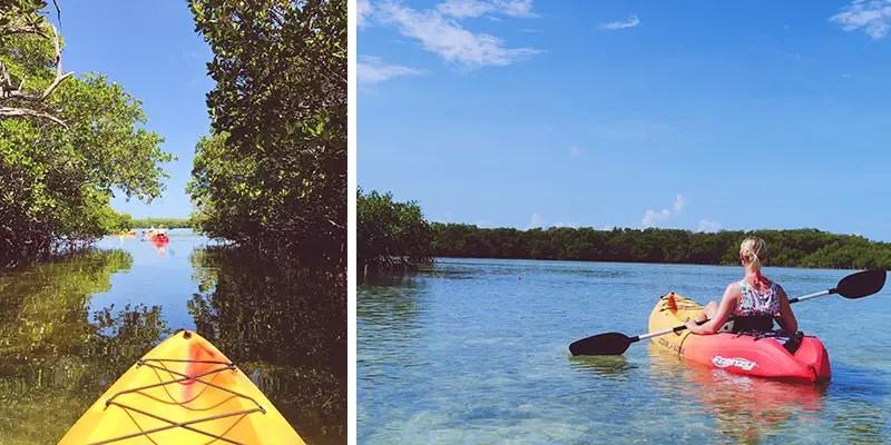 Kajaktour Florida Keys