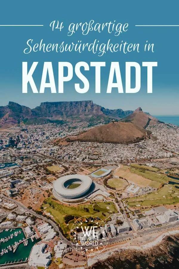 Kapstadt Sehenswürdigkeiten, Highlights und Reisetipps