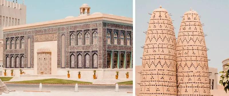 Katar in 3 Tagen – Katar Sehenswürdigkeiten – Kulturdorf Katara