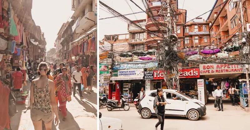 Kathmandu Sehenswürdigkeiten Thamel