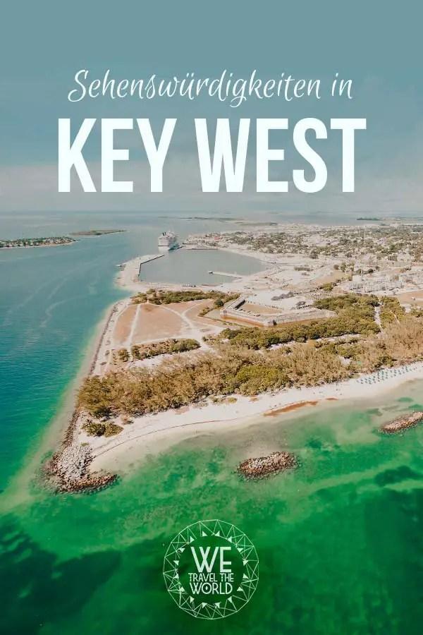 Key West Sehenswürdigkeiten, Reisetipps und Highlights #reiseziele #reisetipps #reiseinspiration #florida
