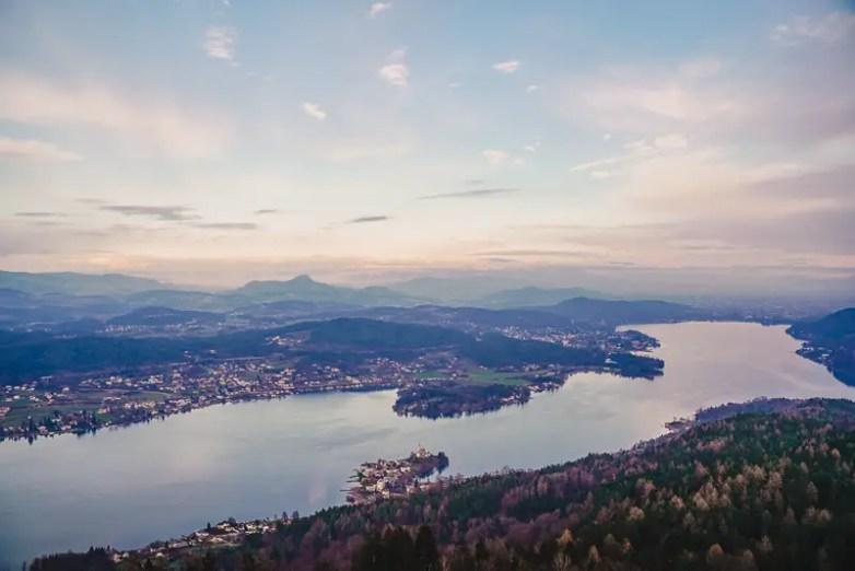 Pyramidenkogel – Klagenfurt Sehenswürdigkeiten