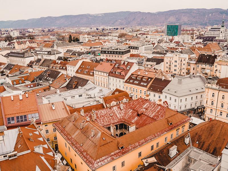 Stadtpfarrturm – Klagenfurt Sehenswürdigkeiten