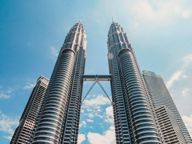 Petronas Towers – Kuala Lumpur Sehenswürdigkeiten und Highlights in 2 Tagen