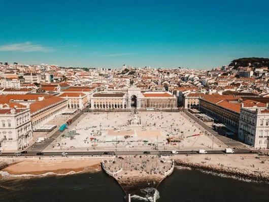 Baixa – Lissabon Sehenswürdigkeiten