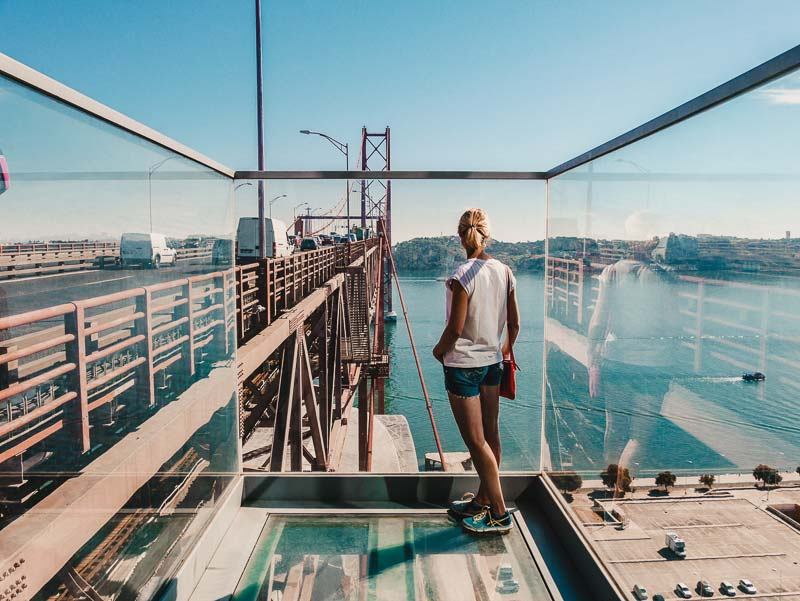 P7 Bridge Experience – Lissabon Sehenswürdigkeiten