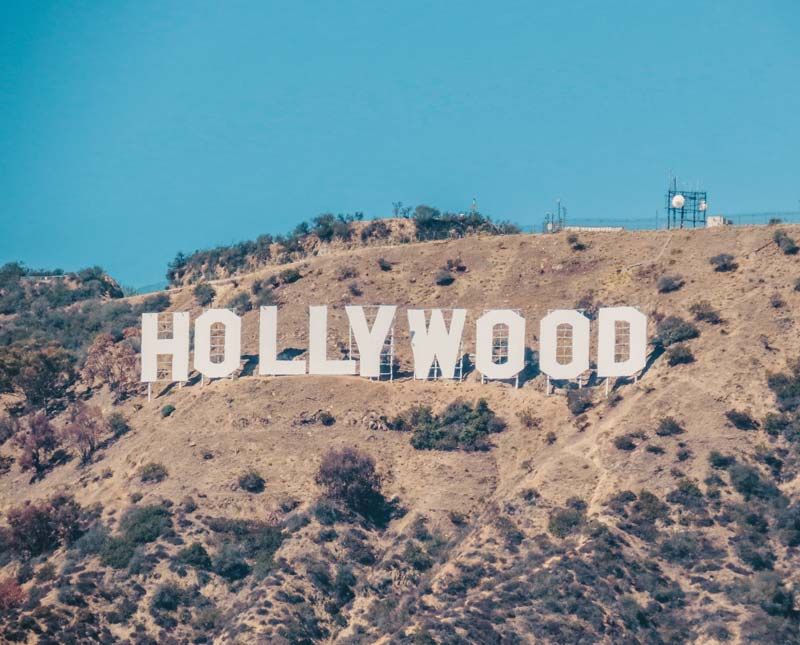 Hollywood Sign - Los Angeles Attracties