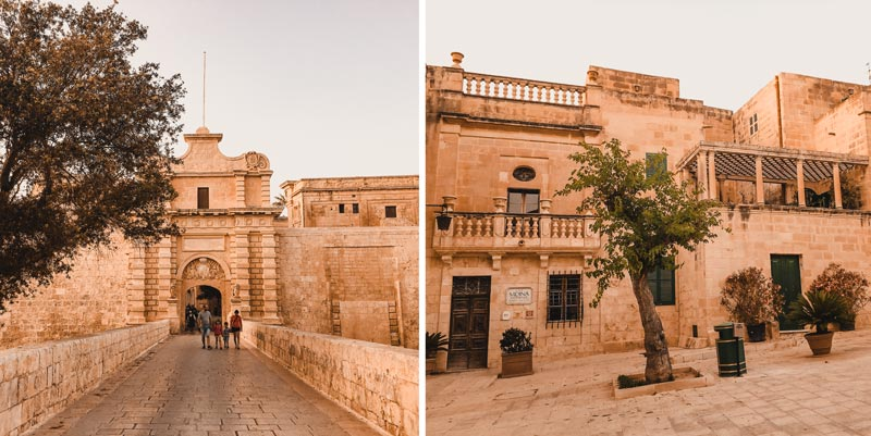 Malta Highlights game of thrones mdina