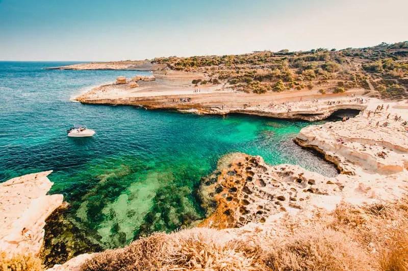 Malta Highlights St. Peters Pool