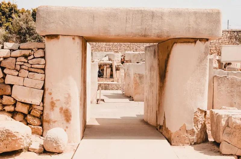 Malta Highlights Hypogeum Tarxien