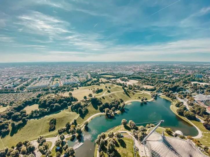 Olympiaturm – München Sehenswürdigkeiten