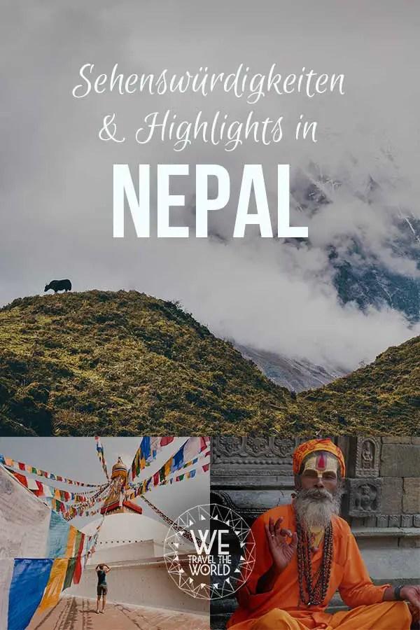 Nepal Sehenswürdigkeiten & Highlights: Die 11 besten Dinge, die du in Nepal gesehen und gemacht haben musst