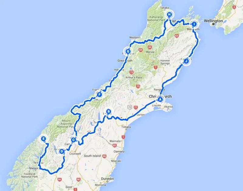 neuseeland-route_01