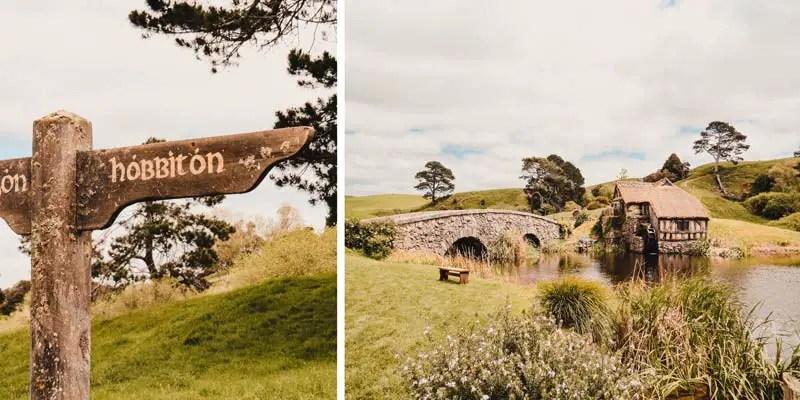 Neuseeland Nordinsel Highlights Hobbiton Matamata