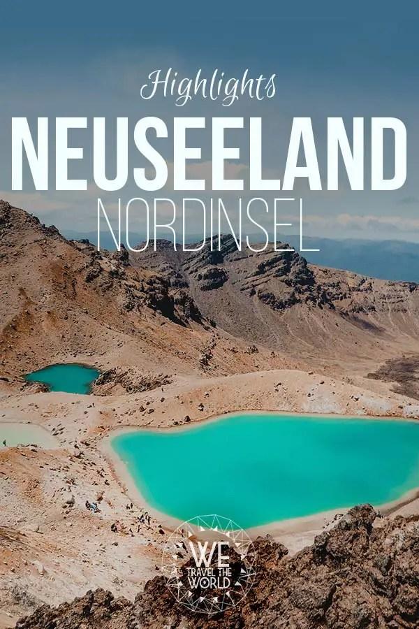 Neuseeland Nordinsel Highlights, Sehenswürdigkeiten und Reisetipps: #reiseziele #reisetipps #reiseinspiration #neuseeland