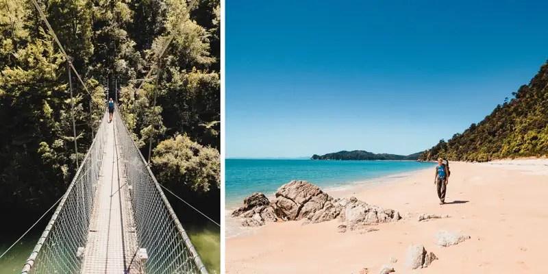 Neuseeland Südinsel Highlights Abel Tasman Track