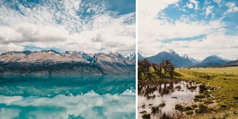 Neuseeland Südinsel Highlights Glenorchy
