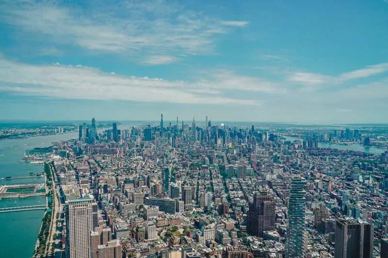 One World Observatory – New York Sehenswürdigkeiten