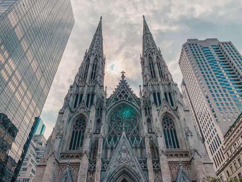 St. Patricks Cathedral – New York Sehenswürdigkeiten