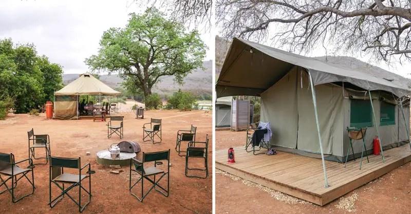 Nyalaland Trail Camp