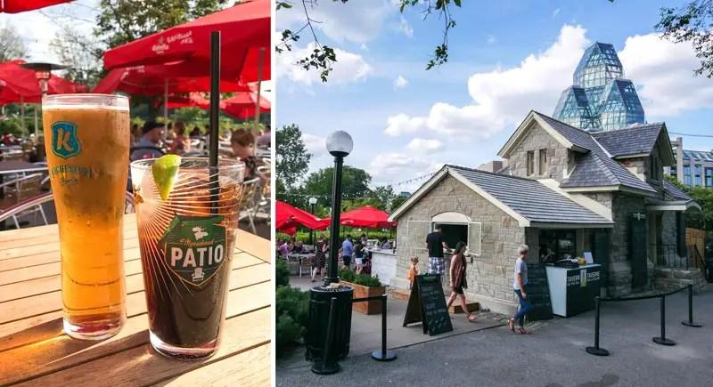 Tavern Hill Ottawa Sehenswürdigkeiten