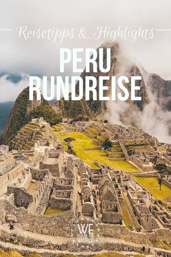 Peru Rundreise Highlights und Reisetipps #südamerika #reisetipps #reiseinspiration