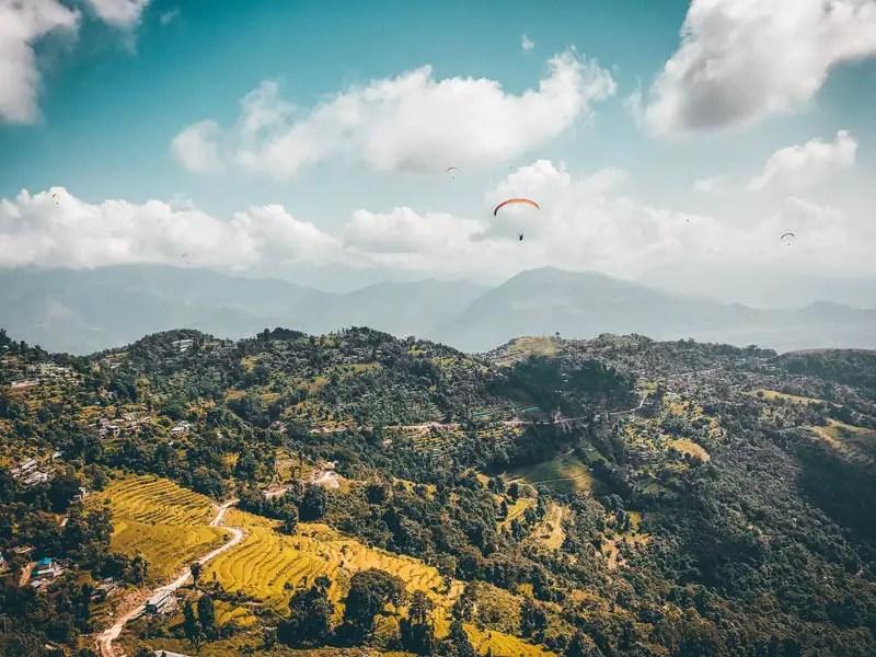 Pokhara Paragliding