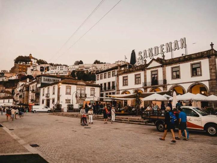 Sandeman – Porto Sehenswürdigkeiten, Reisetipps & Highlights