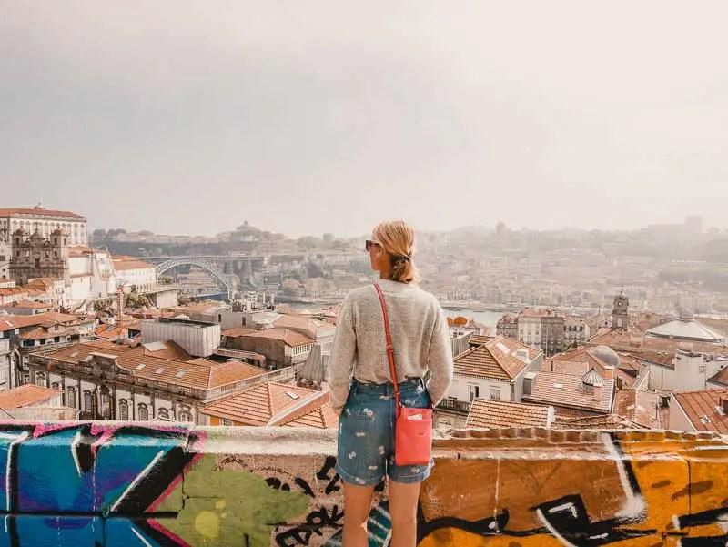 Aussicht – Porto Sehenswürdigkeiten, Reisetipps & Highlights