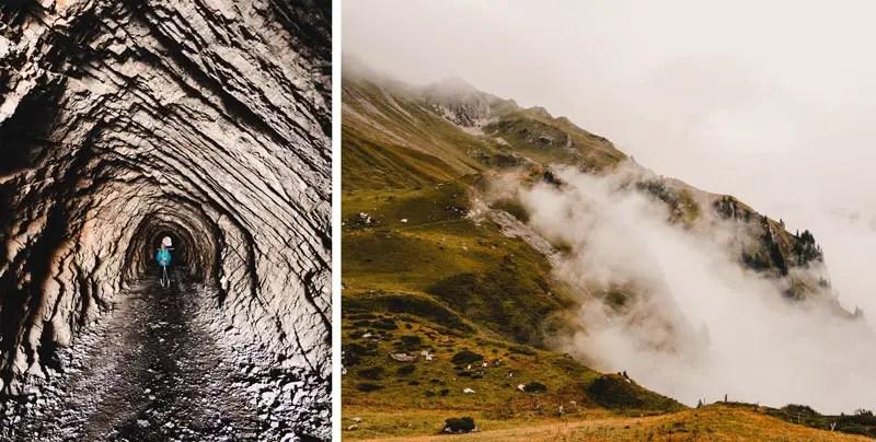 Höhle Prättigauer Höhenweg