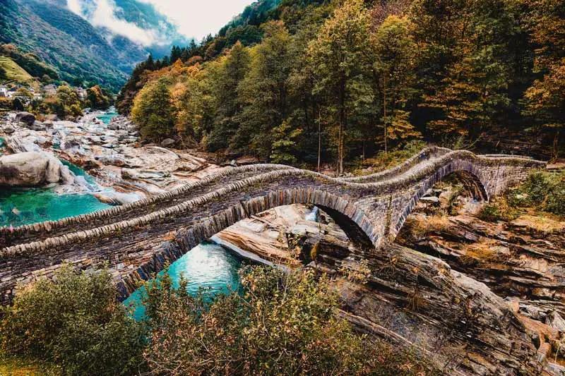 Reiseziele April Schweiz Tessin