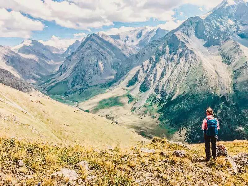 Reiseziele August Kirgistan
