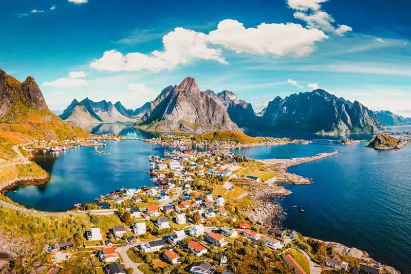 Reiseziele August Norwegen