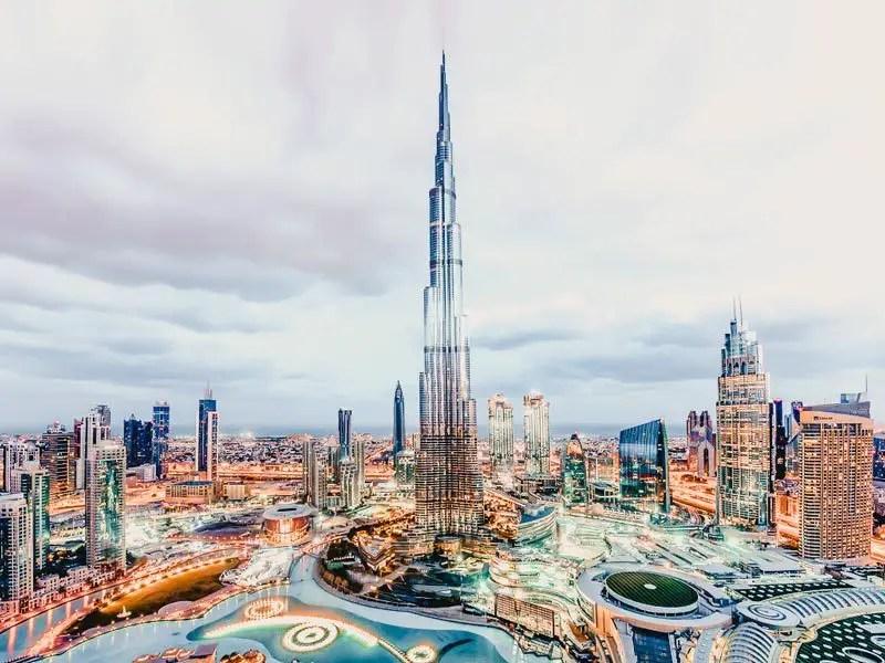 Reiseziele Dezember Dubai