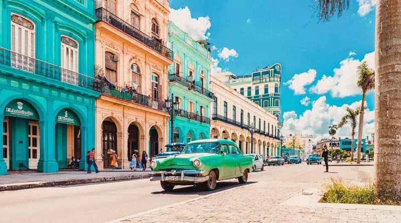 Reiseziele Dezember Kuba