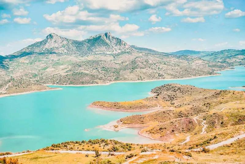 Reiseziele Februar Andalusien