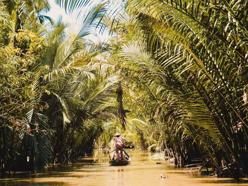 Reiseziele Frühling Vietnam