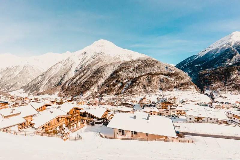 Reiseziele Januar Österreich